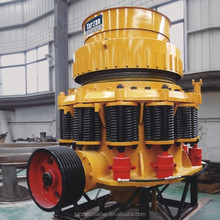 Large capacity construction waste cone crusher