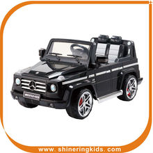 Newest licensed Mercedes-Benz G55 electric car For kids