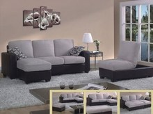 Top Quality Home Sectional Sofa Set in Corner