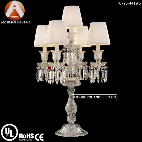 style chandelier table lamp with lampshade buy chandelier table lamp