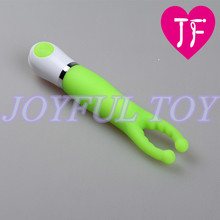 Powerful Mini G-Spot Vibrator, Clitoral Vibrator - Silicone + Waterproof + Super Cute Female Adult Toy