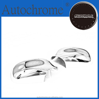 Newest 2015 hot products China wholesale car accessory chrome side mirror cover for BMW E90 E91 3 Series 2010