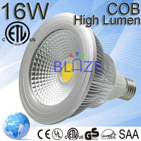 best selling new high quality 16w led par 38 3000K
