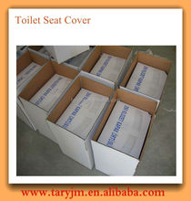 Disposable Travel Pack Toilet Seat Cover Paper With 1/16 Fold,Disposable Tissue Paper Toilet Seat Covers