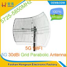 high gain long range directional 5ghz wifi antenna