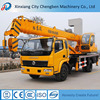 Excellent In Quality Building Truck Mounted Crane Manufacturer