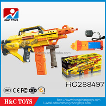 2015 Hot New Electric Soft Bullet Gun Toy For Boys HC288497