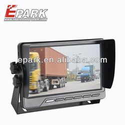 24v HD auto car TFT LCD monitor | EM-750