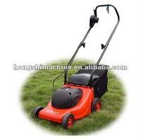 Hand push grass cutter