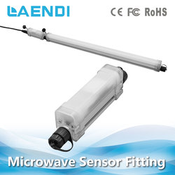 microwave sensor tube 1.2 metre 24W tunnel light 110 voltage wonderful appearance