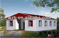 Sandwich panel assembled prefabricated rooms price/prefabricated houses price