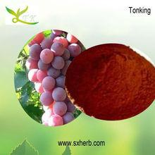 de semilla de uva aceite de la planta de extracción