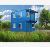 movable eps fastbuilt mobile prefabricated container house construction
