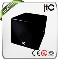 """ITC TS-818S 600 Watt 8 ohm 18"""" Neodymium Speaker Subwoofer"""