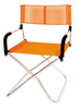 Outdoor inflatable folding lounge chair beach foldable chair for promotion