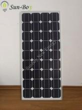 100W High Efficiency Solar Panel