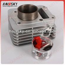 YBR125 motorcycle engine cylinder assy for yamaha
