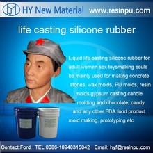 medical grade RTV silicone rubber for silicone vagina sex toy for men