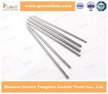 zhuzhou good wear resistance and T.R.S performance tungsten carbide rod blanks