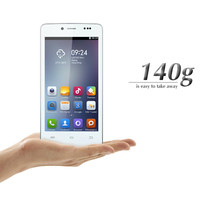 5'' CUBOT P10 3G Smartphone Android 4.2 MTK6572 Dual Core Mobile Phone Dual SIM 1G RAM 8G ROM GPS Cellphone WIFI