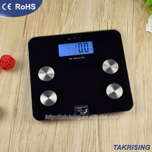 Body Fat/Hydration/Muscel/Bones/Calories Multi-functional Body Scale