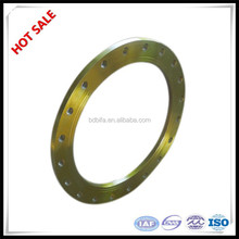 JIS 10K 22' FF with 2 grooving rings carbon steel Flange
