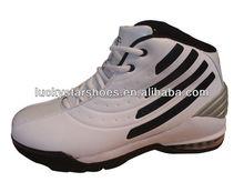 hombres atléticos zapatos de baloncesto