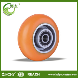 Promotional Products For Heavy Duty Pu Caster Wheel