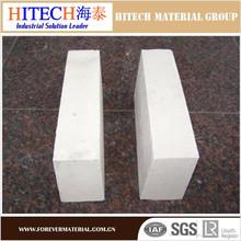 High density mullite refractory brick for glass kiln
