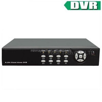 Best Price H.264 4CH DVR with 3G Cellphone IE View with Multi Language CCTV DVR MR-7314V