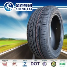 china new radial tubeless rubber P306 THREE-A car tires