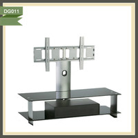 western-style modern unique LCD glass shabby chic tv unit DG011