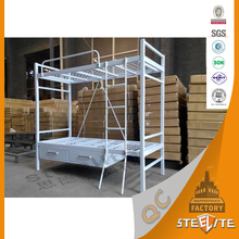 2015 military school home use modern fashionable adults metal bunk bed/kids bunk bed