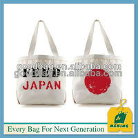 2013 New recycle cotton bag.organic foldable cotton bag