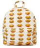 emoji nal qq smile face canvas daypack backpack cool Cute Emoji Backpack Cool Kids School Backpack