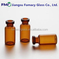 Tubular Glass Vials for Injection USP Type 1
