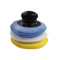Hongjin Super Absorbent Wax Applicator Pad Kit for Car