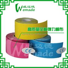 Powerful Athletic Sports Kinesiology Tape Waterproof Kinesiology Tape