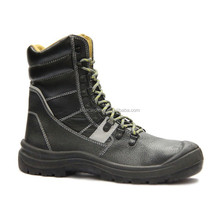 Factory outlet Men Genuine leather safety shoes 35-48# size range