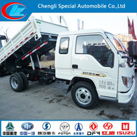4X2 Foton Right Hand Drive lorry 6wheels diesel type FOTON use truck on hot sale in India