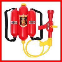 Fire backpack water gun for kids
