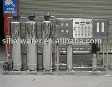 2,000LPH RO water treatment plant,desalination water for drinking , bio filter media