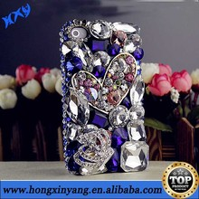 Luxury jeweled cell phone cases for iphone 5