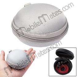 Fashion Portable Carrying Bag Box For Headphone