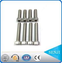 Corrosion resistance hexagon socket head cap screw Wholesale