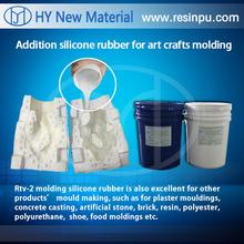 Plaster Mold Casting Silicon Rubber