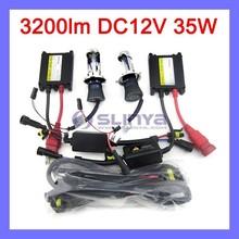 3200lm Super Bright H4 HI/LO Dual Beam DC 12V 35W Canbus HID Xenon Kit