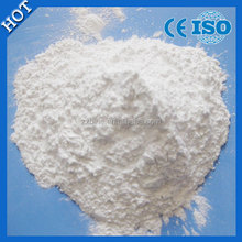 High purity fine white refractory calcined alumina powder