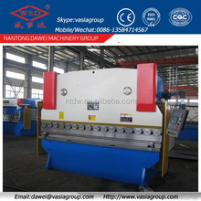 cnc sheet press brake for making windows and doors