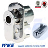 MK213-01 High security dimple key plug vending machine lock